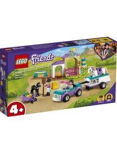 LEGO 41441 - Paardenstal met trailer