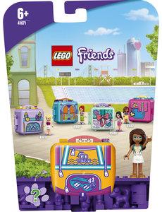 LEGO 41671 -Andrea's Zwemdoosje