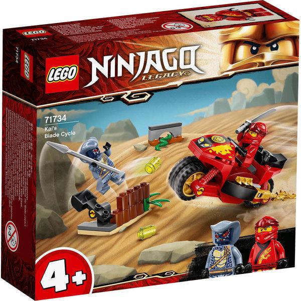 LEGO 71734 - Kai's zwaardmotor