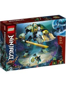 LEGO 71750 - Loyd's hydro mech