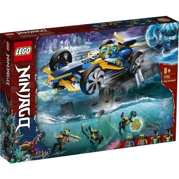 LEGO 71752 - Ninja sub-speeder
