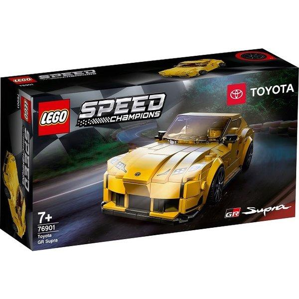 LEGO 76901 - Toyota GR Supra
