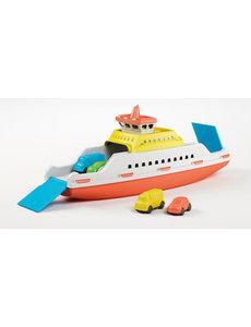 Veerboot met 4 auto's