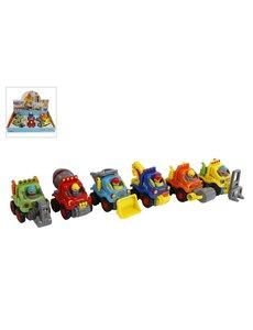 2-Play Funny Construction voertuigen
