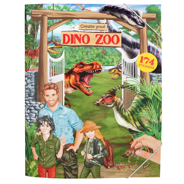 Depesche-TopModel Create your Dino Zoo