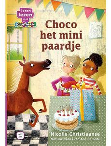 Kluitman Choco het mini paardje - AVI M4