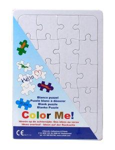 Kleur je eigen puzzel A5