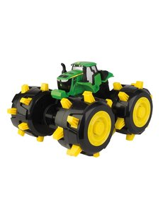 Tomy JD tractor met spikes