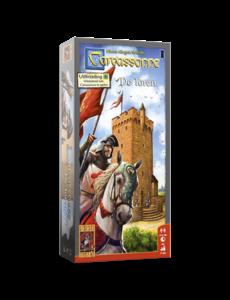 999 Games Carcassonne uitbreiding: De Toren