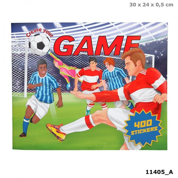 Depesche-TopModel Create your Football game