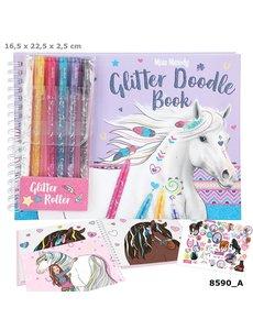 Depesche-TopModel Glitter Doodle boek