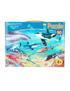 Depesche-TopModel Puzzel 50 stukjes UNDERWATER