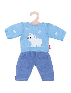 Heless Jeans met ijsberen trui
