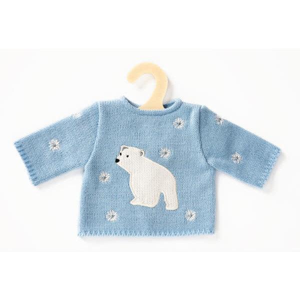 Heless Gebreide trui met ijsbeer