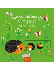 clavis Schuifboekje - Op pad in het veld