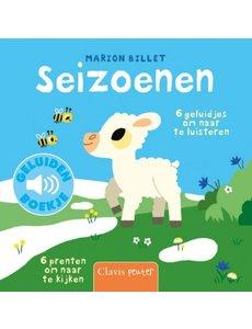 clavis Seizoenen - geluidenboekje