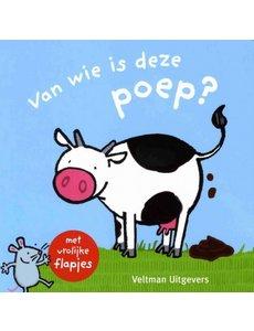 Veltman Van wie is deze poep?