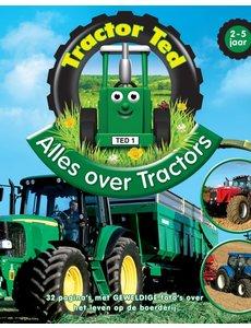 Tractor Ted Boek Alles over tractors
