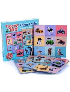 Tractor Ted Boerderij Lotto