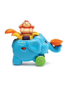 Vtech Zoomizooz Spring- en speelolifant