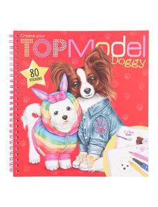 Depesche-TopModel Create your TOPmodel Doggy kleurboek