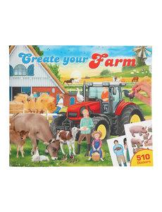 Depesche-TopModel Create your farm