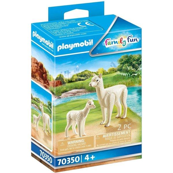 Playmobil 70350 - Alpaca met baby