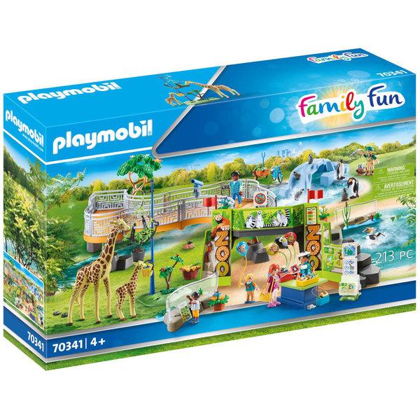 Playmobil 70341 - Dierenpark
