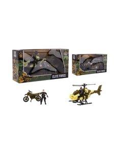 JohnToy Combat Force speelset in 35 cm doos