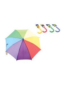 JohnToy Paraplu multi color