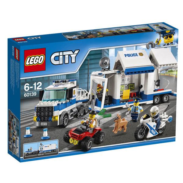 LEGO 60139 - Mobiele Commandocentrale