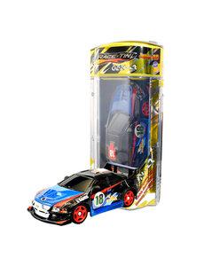 RC Car Zwart/blauw 1:32