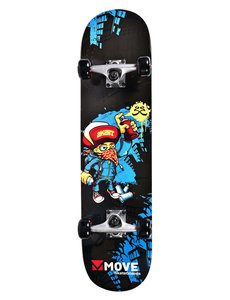 Move Skateboard Graffiti 79 cm