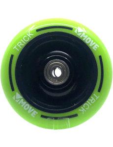 Move Losse wielen step 100 mm groen