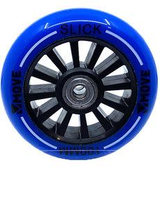 Move Losse wielen step 100 mm blauw