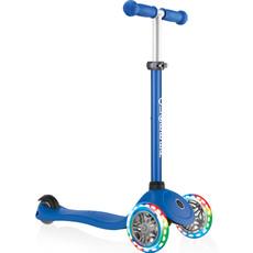 Globber Primo V2 met licht in de wielen blauw