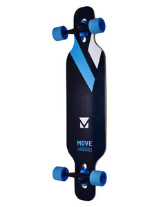 Move Longboard blauw  - 91 cm