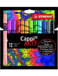 Stabilo Arty Cappi 12 stuks