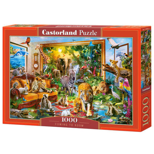 Castorland Coming to room