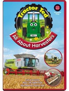 Tractor Ted DVD - Alles over Oogsten (engelstalig)