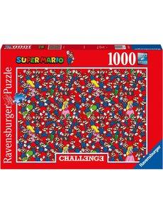 Ravensburger Challenge Super Mario, 1000 st.