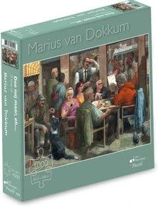 Marius van Dokkum Doe mij maar, eh….. 1000 st.