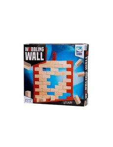 Clown Wobbling Wall