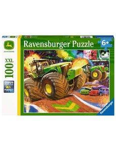 Ravensburger John Deere  Big Wheels