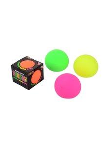 JohnToy Jumbo neon bal - 4 verschillende kleuren