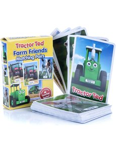 Tractor Ted Memory spel