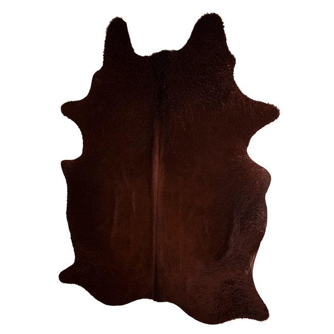 Dimehouse Peau De Vache Brun Combi 140 x 200 cm
