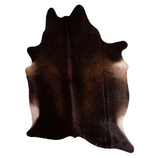 Dimehouse Peau De Vache Foncé Exotic 140 x 200 cm