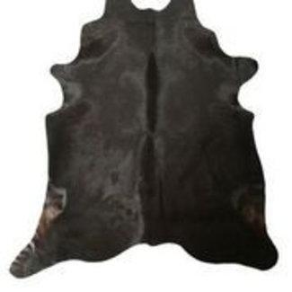 Dimehouse Peau De Vache Noir 160 x 200 cm