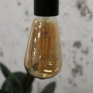 Filament Bulb 4W Ampoule Ambre - E27